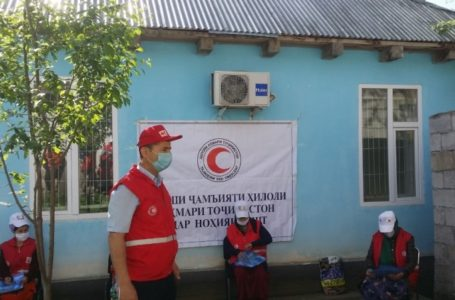 Conducting of information sessions on prevention of coronavirus (COVID-19) in Rasht district